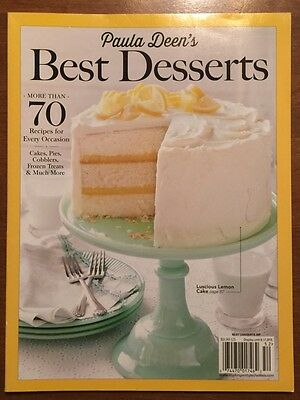 Cooking With Paula Deen Special Issue Best Desserts 2015 FREE