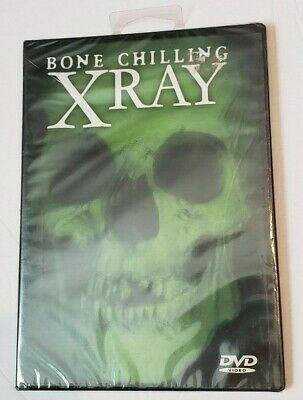Drew's Famous Bone Chilling Xray Halloween DVD Haunted Hospital Psych Ward