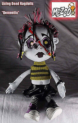 LIVING DEAD RAG DOLLS_DEMENTIA_2004 Comic Con Exclusive Limited Edition_1 of 700