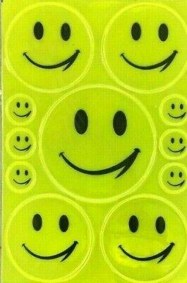 Pegatinas Cara Sonriente Wink 11 Niños Recompensa Cumpleaños Fiesta