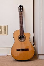 IBANEZ G5ECE-AM CLASSICAL ELECTRO ACOUSTIC GUITAR