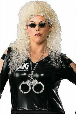New Dog The Bounty Hunter Beth Woman Costume Cosplay Fits Dress Plus Sz 16 - 22