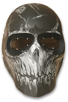 Ghost Skull Bone Army Mask Paintball BB Gun Airsoft Protective Gear Cosplay mask