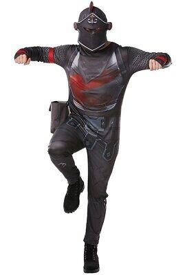 Black Knight Fortnite Kostüm für Teenager NEU