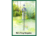 NEW STOCK-6-In-1 Weather Station With Solar Light