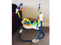 Jumperoo by Fisherprice
