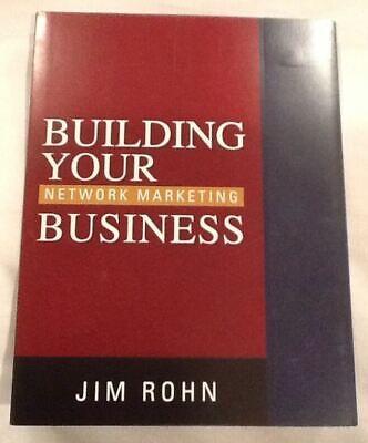 Jim Rohn CD BRAND NEW: Building Your Network Marketing Business