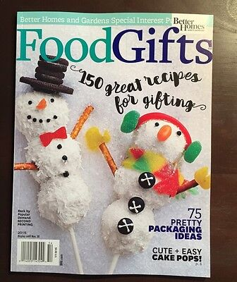 Better Homes Gardens Food Gifts Holidays Christmas Recipes Cake FREE