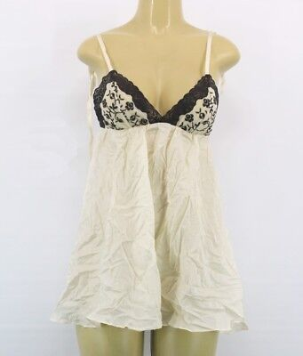 NWT Victoria's Secret  FLY-AWAY  BABYDOLL MEDIUM  XBS 325