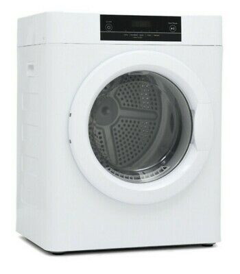 Montpellier MTD30P | Freestanding 3kg Compact Mini Vented Tumble Dryer - White