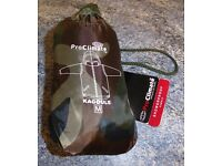 A PROCLIMATE KAGOULE SIZE M CAMOUFLAGE GREEN new