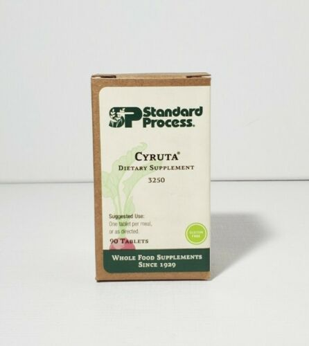 Standard Process Cyruta Dietary Supplement 90 Tablets #3250