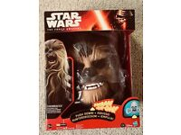 Chewbacca Mask - Starwars