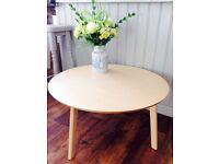 Designer 'Bulo' coffee table.