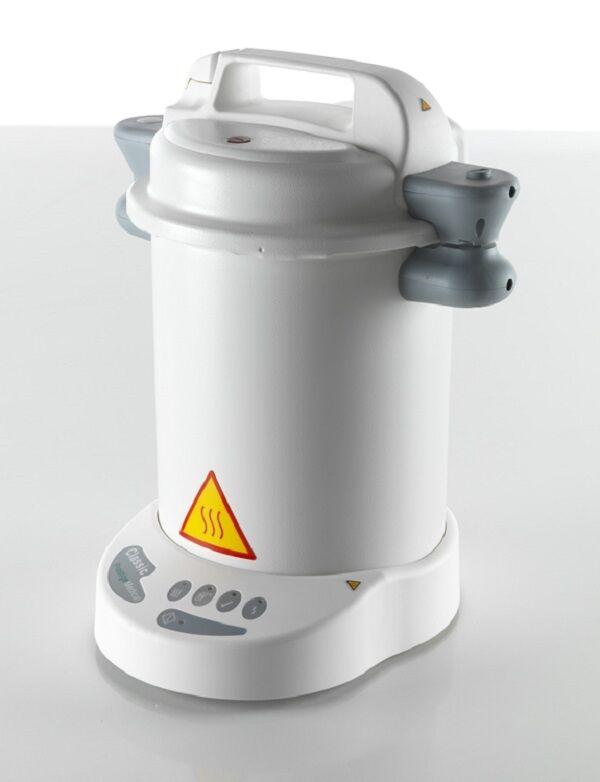 Prestige Classic Media 12 Liter Agar Sterilizer Autoclave 230V