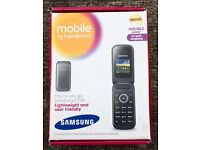 Samsung E1190 mobile phone flip phone