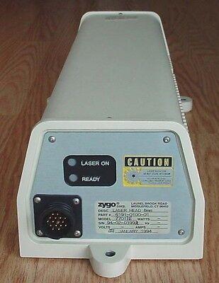 Zygo Laser Head 6mm Model 7701ie Pn 6191-0100-01