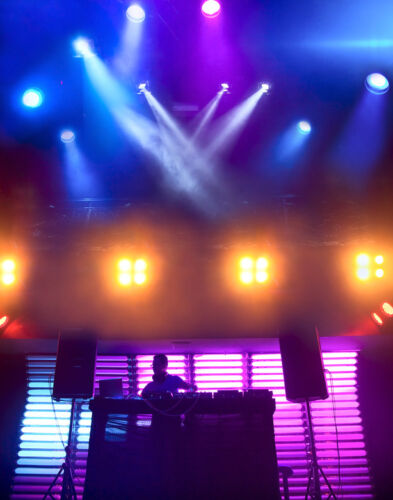 Ideas for DJ Lighting Effects