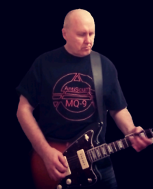 Punk Guitarist Available.