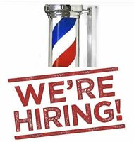 Hiring Barber for busy Tattoo & Barber studio