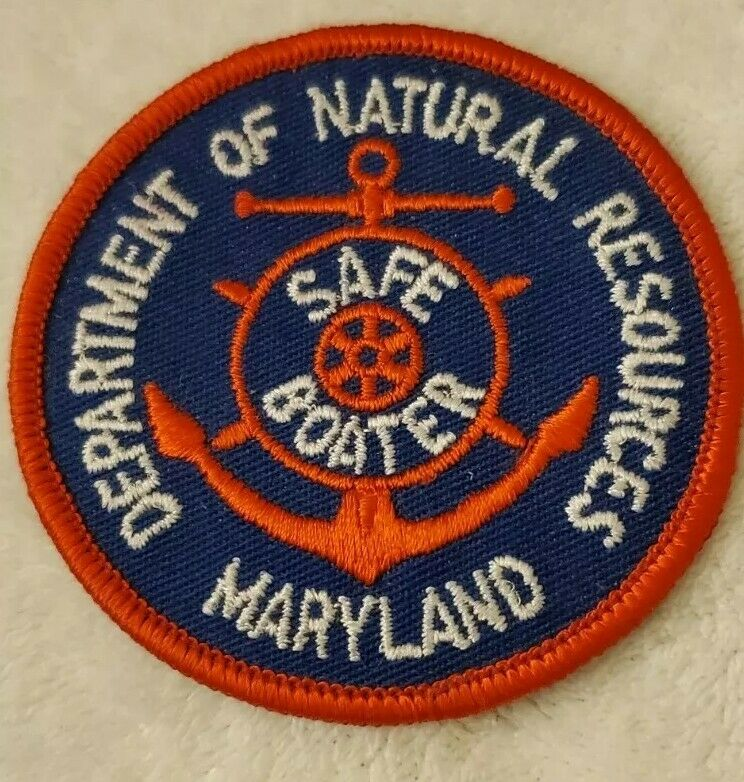 DEPARTMENT OF NATURAL RESOURCES MARYLAND ~ SAFE BOATER