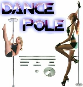 Dance Pole Spinning Static Universal  Dancing Fitness Sport  Stripper Extensions