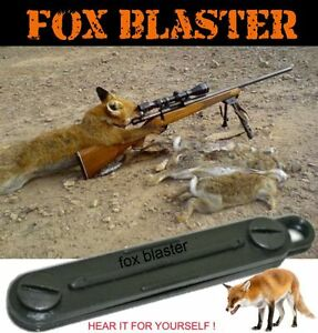 Fox Blaster Call Whistle Predator Hunting Rabbit Original Game Caller Best Price