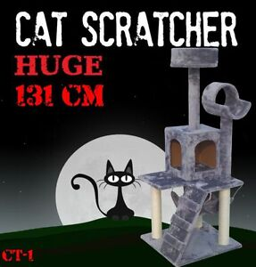 how to build a cat scratch pole