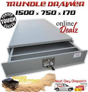 UNDER UTE Tool Box Trundle Drawer (various sizes - FROM $350) NEW Castle Hill The Hills District Preview