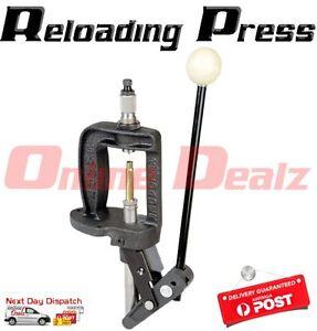 Smartreloader Reloading Press Omega 800 7/8x14 up to .375 H&H Steel Hunting Ammo