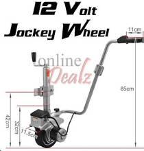 12V Motorised Electric Jockey Wheel Caravan Boat Trailer Camper M Castle Hill The Hills District Preview