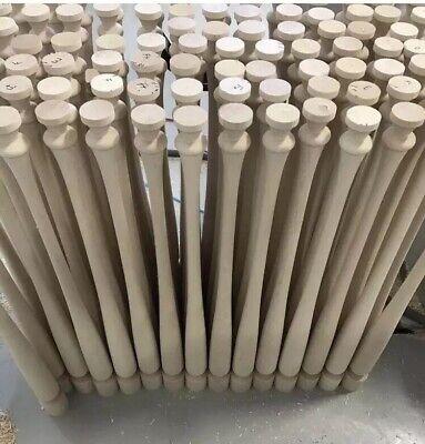 """Craft Baseball Bats (4-33"""" Craft Quality Wooden Blem Baseball Bats  (FREE)"""