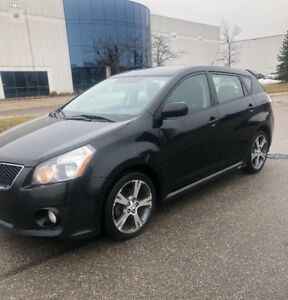 2009 Pontiac vibe GT ( safety and etest included )