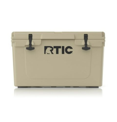 RTIC 45 Qt Cooler Tan