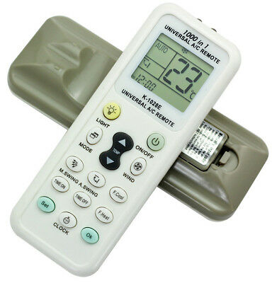 Remote Control Controller for Air Conditioner HW-1028E Universal LCD A/C New