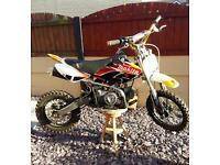 Deamon x pit bike 124