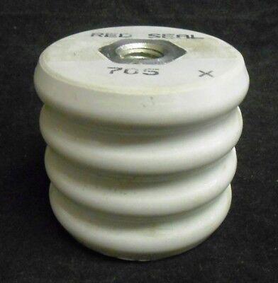 Pantograph Insulator Fiberglass 58 Thread 2 12 L X 3 W