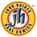 John Haines Rare Comics