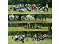 Buggy bootcamp in Wanstead - postnatal exercise outdoor class - New mums!
