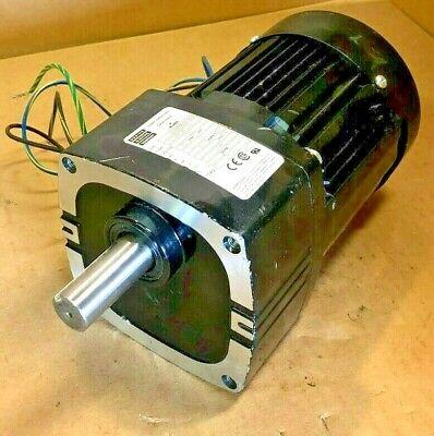 Bodine 42r3bfsi-e4 Gearmotor 115 Volts 60 Hz 112 Hp