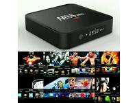 EXCLUSIVE!! THE ALL NEW M8S PRO 4K KODI ANDROID BOX, ANDROID 6