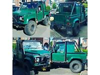Land Rover Defender 90 300tdi price drop this weekend only!!