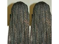 Afro Hairdresser in West Midlands/Birmingham| Box Braids and more