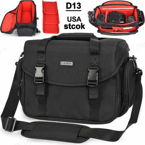 D13 Sling Camera Bag Single Shoulder Backpack for Canon Niko