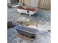 MOBILE Shot blasting / abrasive blasting / sandblasting / coatings / spray painting services
