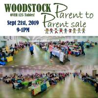 Woodstock Fall Parent to Parent Sale Event