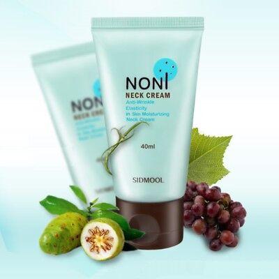 Sidmool Noni Neck Cream 40ml / 1.35oz K-beauty