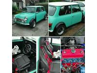 Classic mini 1275 for sale or swaps