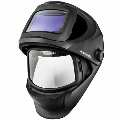Lincoln Viking 3250d Fgs Welding Helmet K3540-3 Hood Tig Mig Stick Flip Up