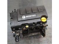 1.4 Astra Engine / Corsa / Meriva Petrol A14xer 100BHP 2008-15